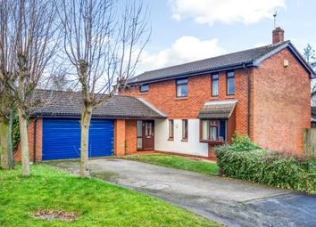 Thumbnail 4 bed detached house for sale in Dodleston, Chester, Cheshire