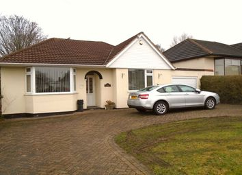 Thumbnail 3 bed bungalow for sale in Yardley Fields Road, Stechford, Birmingham