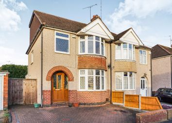 Thumbnail 4 bed semi-detached house for sale in Montalt Road, Coventry