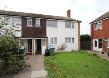 Thumbnail 2 bed flat for sale in Barnsite Close, Rustington, West Sussex