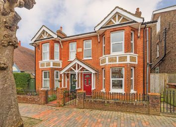 Thumbnail 5 bed semi-detached house to rent in Manor Road, Rusthall, Tunbridge Wells