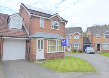 Thumbnail 3 bedroom property to rent in Wade Close, Berry Hill, Mansfield