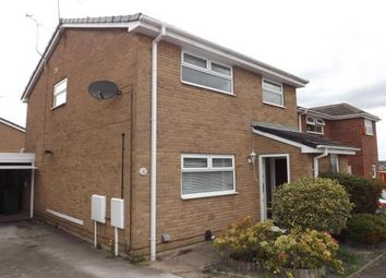Thumbnail 3 bed property to rent in Crosby Close, Forest Town, Mansfield