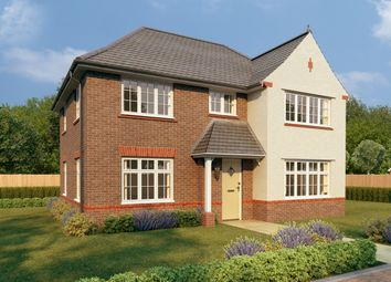 Thumbnail 4 bed detached house for sale in The Avenues At Westley Green, Dry Street, Langdon Hills