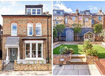 Thumbnail 5 bed terraced house for sale in Finsbury Park Road, Finsbury Park
