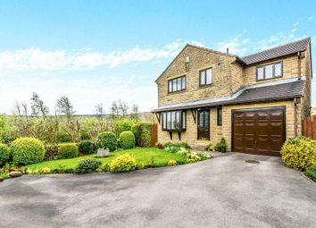 Thumbnail 4 bed cottage for sale in Kistvaen Gardens, Meltham, Holmfirth