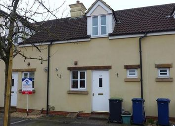 Thumbnail 2 bed terraced house to rent in Fern Brook Lane, Gillingham