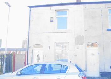 Thumbnail 2 bedroom end terrace house for sale in Peel Street, Rochdale, Greater Manchester.