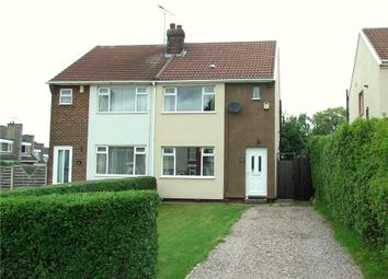 Thumbnail 2 bed semi-detached house for sale in Mansfield Road, Selston, Nottingham
