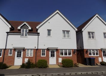 Thumbnail 3 bed end terrace house to rent in Manston Way Walk, Margate