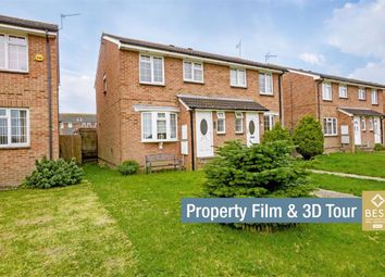 3 bed semi-detached house for sale in Wordsworth Drive, Eastbourne BN23