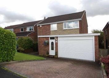 Thumbnail 3 bedroom detached house for sale in Hough Fold Way, Harwood, Bolton, Greater Manchester