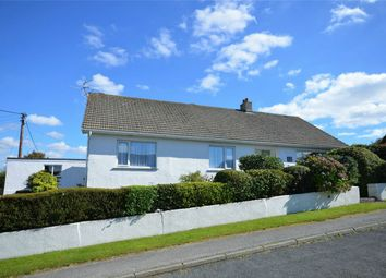 Thumbnail 4 bed detached bungalow for sale in Pengarth Close, Truro, Cornwall
