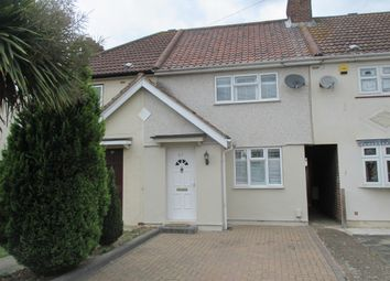 Thumbnail 2 bed terraced house to rent in Bellhouse Road, Rush Green