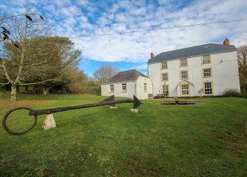 Thumbnail 6 bed country house for sale in Nr. St. Ishmaels, Pembrokeshire