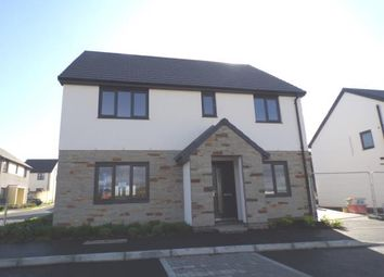 Thumbnail 4 bed detached house for sale in Morley Park, Plymstock, Plymouth