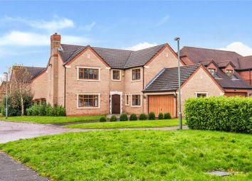 Thumbnail 5 bed detached house for sale in Swarbrick Avenue, Grimsargh, Preston