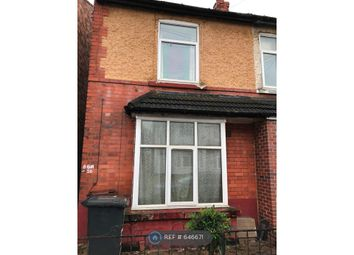 Thumbnail 1 bed flat to rent in Bolton Road, Wolverhampton