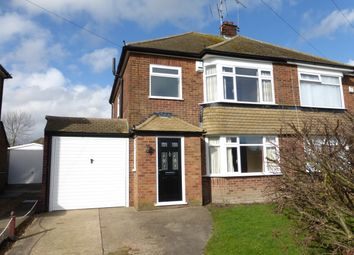 Thumbnail 3 bed property to rent in Leafields, Houghton Regis, Dunstable