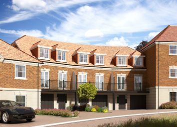Thumbnail 4 bed detached house for sale in The Anderson, Keephatch Gardens, London Road, Wokingham Berkshire