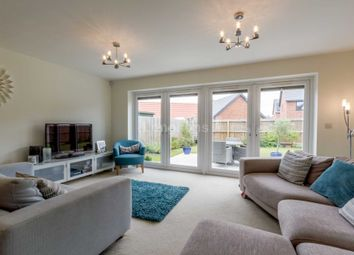 Thumbnail 4 bed detached house for sale in Fieldfare Way, Swaffham