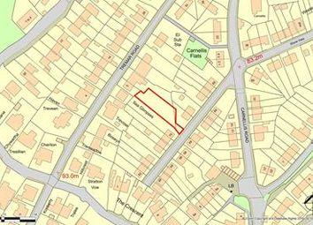 Thumbnail Land for sale in Land Adjacent, Trelawney Avenue, St Ives, Cornwall