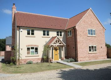 Thumbnail 4 bed detached house for sale in Ashfield Gardens, Isleham, Ely