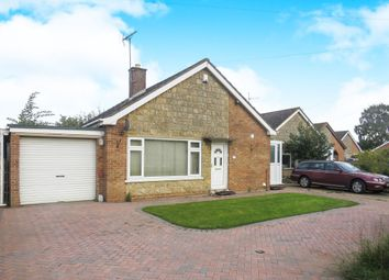Thumbnail 2 bedroom detached bungalow for sale in Gorefield Road, Leverington, Wisbech