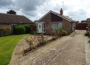 Thumbnail 2 bed bungalow for sale in Greenhoe Place, Swaffham