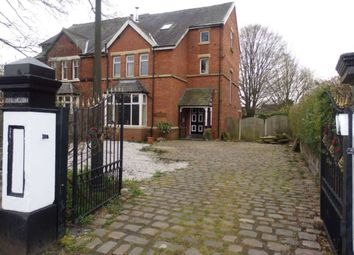 Thumbnail 5 bedroom semi-detached house for sale in Radcliffe Road, The Haulgh, Bolton, Greater Manchester