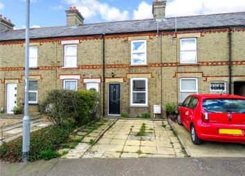 Thumbnail 2 bed terraced house for sale in Crosshall Road, Eaton Ford, St. Neots, Cambridgeshire