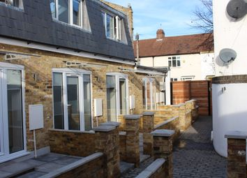 Thumbnail 1 bed flat to rent in Waite Davies Road, London