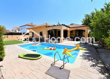 Thumbnail 4 bed bungalow for sale in Mazotos, Larnaca, Cyprus