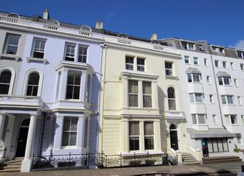 Thumbnail 1 bedroom flat for sale in Elliot Street, The Hoe, Plymouth