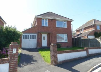 Thumbnail 3 bedroom detached house for sale in Freemantle Road, Weymouth, Dorset
