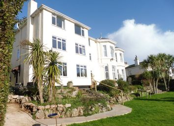 Thumbnail 1 bed flat for sale in Woodend Road, Torquay
