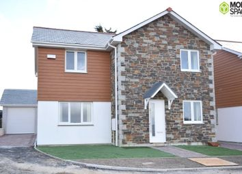 Thumbnail 4 bedroom detached house for sale in St. Mabyn, Bodmin