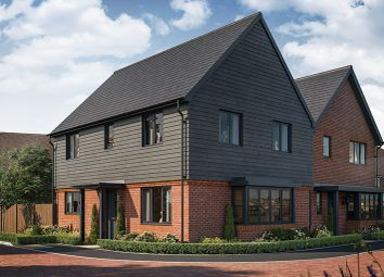 "Thumbnail 3 bed property for sale in ""The Meadow"" at London Road, Handcross, Haywards Heath"