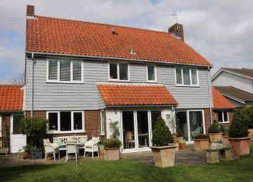 Thumbnail 4 bed detached house for sale in Manor Close, Walberswick