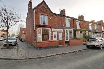 Thumbnail 3 bed end terrace house for sale in West Avenue, Crewe