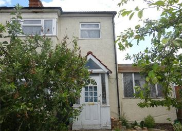 Thumbnail 3 bed semi-detached house for sale in Harewood Road, Isleworth, Middlesex