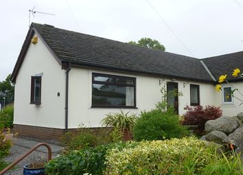 Thumbnail 1 bedroom semi-detached bungalow for sale in Main Close, Overton