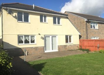 Thumbnail 4 bed property to rent in Henscol Vale, Liskeard