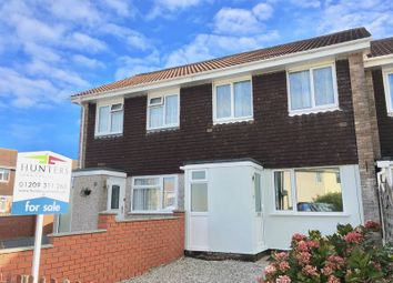 Thumbnail 2 bed terraced house for sale in Penrose Court, Tolvaddon, Camborne