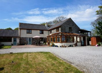 Thumbnail 5 bed detached house for sale in Roche, St. Austell