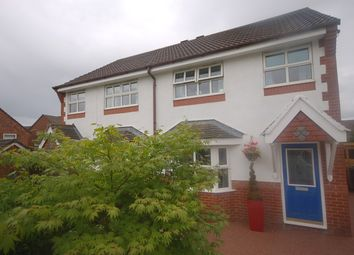 Thumbnail 3 bedroom semi-detached house for sale in Cravens Hollow, Blackburn