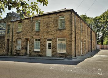 Thumbnail 1 bed terraced house for sale in Cemetery Road, Dewsbury