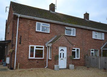 Thumbnail 3 bed semi-detached house for sale in Gelham Manor, Dersingham, King's Lynn