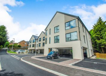 Thumbnail 2 bedroom flat for sale in Nantgarw Road, Caerphilly