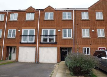 Thumbnail 4 bed semi-detached house for sale in Eaton Drive, Rugeley